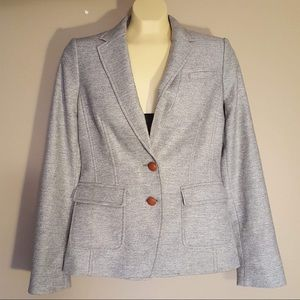 Banana Republic Jackets & Coats - Banana Republic grey wool blazer jacket size 4
